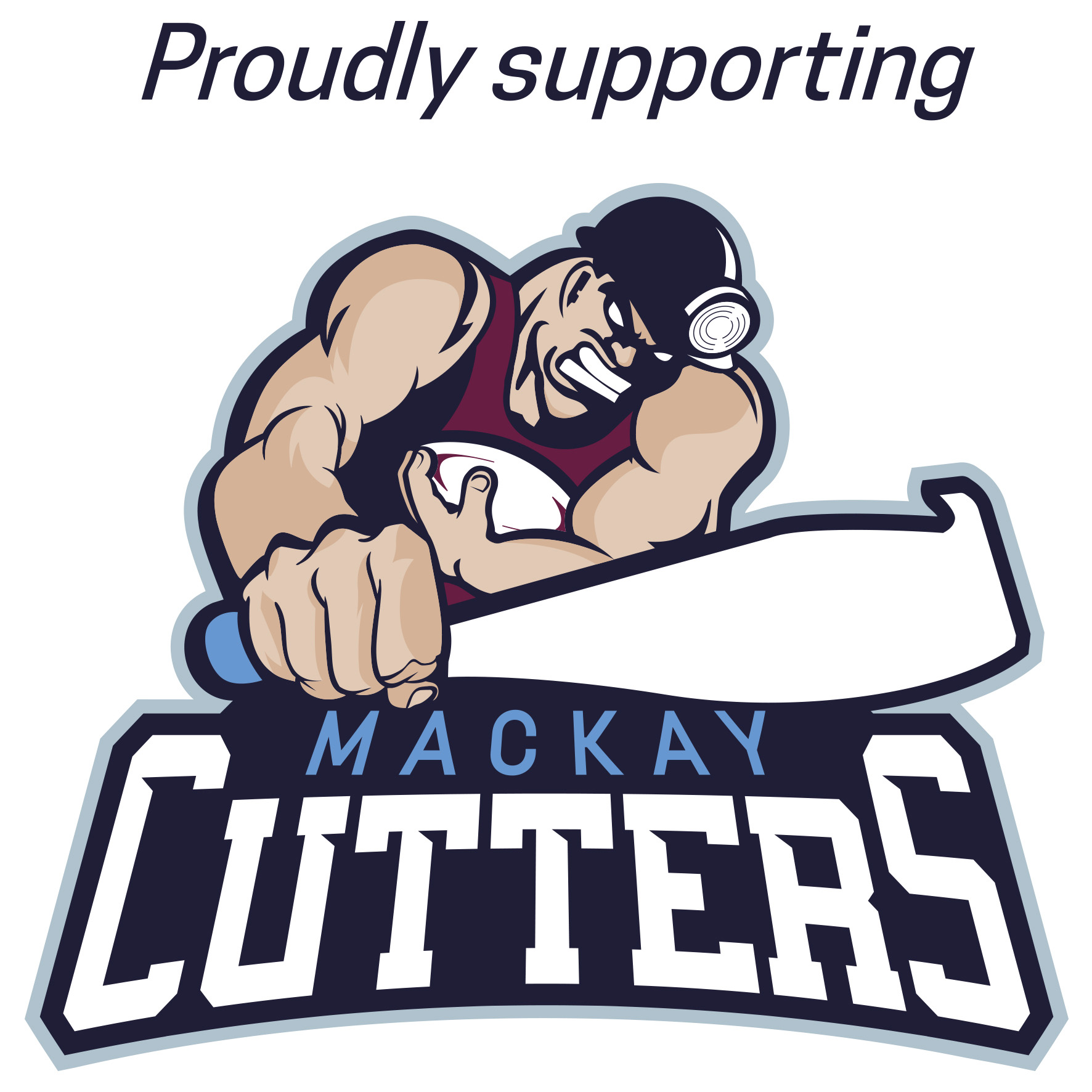 Proudly supporting Mackay Cutters